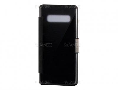کیف محافظ سامسونگ VPG Magnetic Transparent Cover Samsung S10 Plus