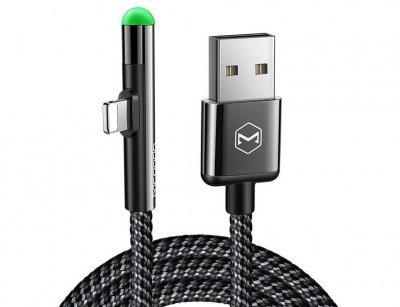 کابل شارژ و انتقال داده لایتنینگ مک دودو Mcdodo Lightning 90 Degree Cable 1.2m CA-627