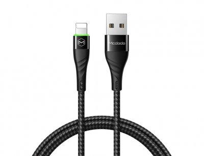 کابل شارژ و انتقال داده لایتنینگ مک دودو Mcdodo Lightninig Data Cable 1.2m CA-635