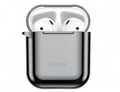 کاور محافظ براق ایرپاد1/2 بیسوس Baseus ARAPPOD-A01 Shining Hook Case