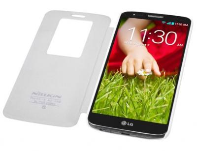 کیف چرمی مدل01 برای LG G2 مارک Nillkin