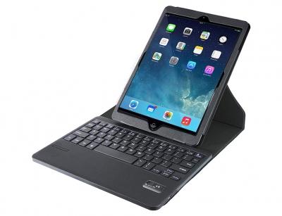 کیف کیبورد دار بی سیم آیپد ایر پرومیت Promate Gyre Keyboard Case iPad Air
