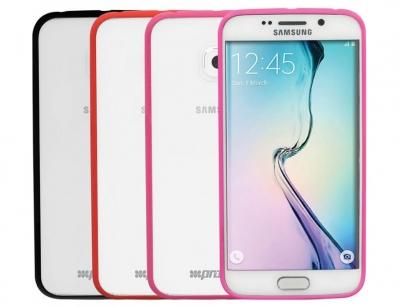 قاب محافظ پرومیت سامسونگ Promate Amos-S6E Case Samsung Galaxy S6 Edge