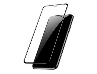 محافظ صفحه نمایش شیشه ای دوتایی بیسوس آیفون Baseus 0.23mm Screen Protector Apple iPhone X/XS