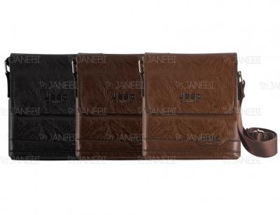 کیف دوشی چرمی Leather Bag 1002