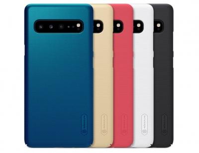 قاب محافظ نیلکین سامسونگ Nillkin Frosted Shield Case Samsung Galaxy S10 5G