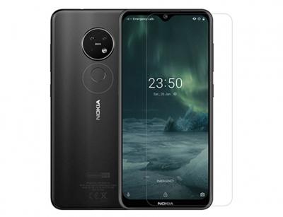 محافظ صفحه نمایش شیشه ای نیلکین نوکیا Nillkin H Glass Nokia 7.2