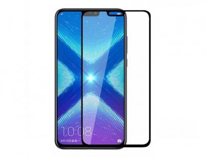 محافظ صفحه نمایش شیشه ای تمام صفحه هواوی D+ Full Glass Huawei Y9 2019