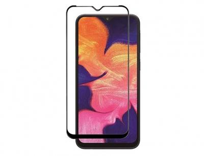 محافظ صفحه نمایش شیشه ای تمام چسب سامسونگ Full Glue Glass Samsung Galaxy A10/M10