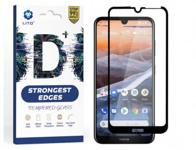 محافظ صفحه شیشه ای لیتو نوکیا Lito Strongest Edges Glass Nokia 3.2
