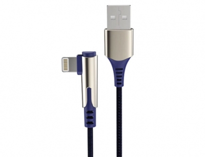 کابل شارژ لایتنینگ راک Rock M1 RCB0733 Lightning Cable 1M