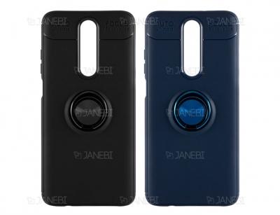 قاب ژله ای حلقه دار شیائومی Becation Finger Ring Case Xiaomi Redmi K30
