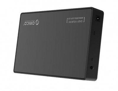 باکس هارد اینترنال به اکسترنال اوریکو ORICO 3.5 inch Type-C Hard Drive Enclosure 3588C3