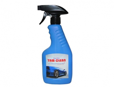 اسپری نانو واکس فوری بدنه ی خودرو تام کلین Tam clean Professional Car Body Speed Wax