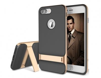 قاب محافظ راک اپل آیفون Rock Royce kickstand Apple iphone 7 Plus/8 Plus
