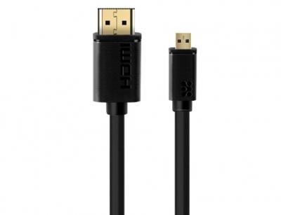کابل میکرو اچ دی ام آی به اچ دی ام آی پرومیت Promate LinkMate-H3 HDMI Cable 1.5m