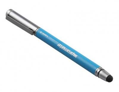 قلم گوشی و تبلت پرومیت Promate Lami-2 Universal 2-in-1 Rigid Stylus Pen