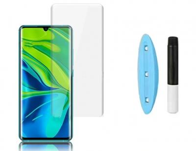 محافظ صفحه نمایش شیشه ای یو وی شیائومی UV Nano Glass Mi Note 10/Note 10 Pro/CC9 Pro