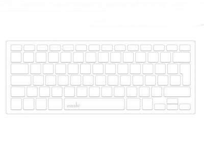 محافظ کیبورد موشی مک بوک Moshi Clearguard MB MacBook Pro 13/15/Air 13