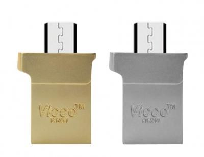 فلش مموری میکرو یو اس بی ویکومن Viccoman VC130 Flash Drive 64GB