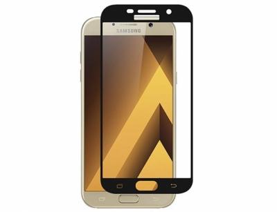 محافظ صفحه نمایش شیشه ای تمام صفحه سامسونگ Glass Samsung Galaxy A5 2017