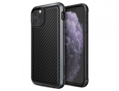 قاب ایکس دوریا طرح فیبرکربن آیفون X-Doria Defense Lux Case iPhone 11 Pro
