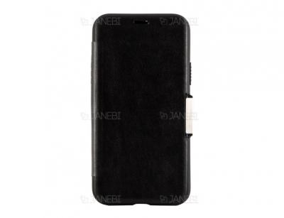 کیف محافظ چرم آیفون VPG Magnetic Leather Cover iPhone 11