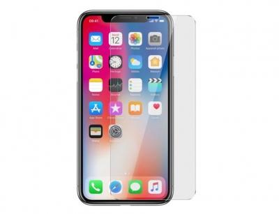 محافظ صفحه شیشه ای راک آیفون Rock Glass iPhone X/XS