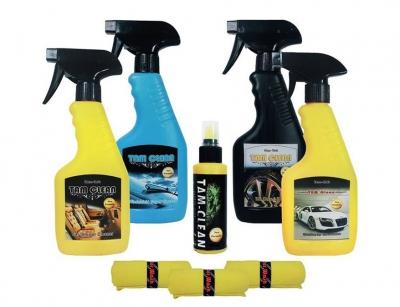 کیت کارواش بدون آب تام کلین Tam Clean Waterless Car Clean