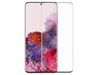 محافظ صفحه نمایش شیشه ای نیلکین سامسونگ Nillkin 3D DS+MAX Glass Samsung Galaxy S20/S20 5G