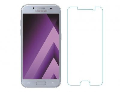 محافظ صفحه نمایش شیشه ای سامسونگ گلکسی Glass Screen Protector Samsung Galaxy A7 2017