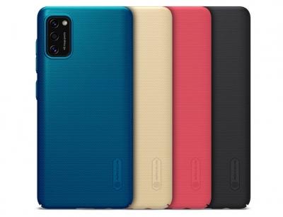 قاب محافظ نیلکین سامسونگ Nillkin Frosted Shield Case Samsung Galaxy A41