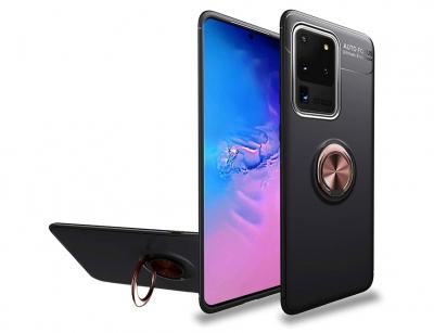 قاب ژله ای حلقه دار سامسونگ Becation Finger Ring Case Samsung Galaxy S20 Ultra