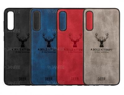 قاب محافظ طرح گوزن سامسونگ Berlia Deer Case Samsung A50/A50s/A30s