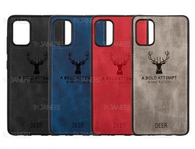 قاب محافظ طرح گوزن سامسونگ Berlia Deer Case Samsung A51