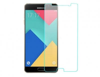 محافظ صفحه نمایش شیشه ای سامسونگ RG Glass Screen Protector Samsung Galaxy A7 2016