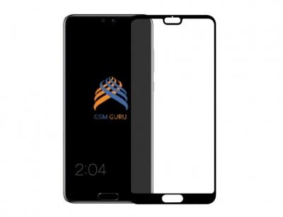 محافظ صفحه نمایش شیشه ای تمام چسب هواوی Full Glue Glass Huawei P20 Pro