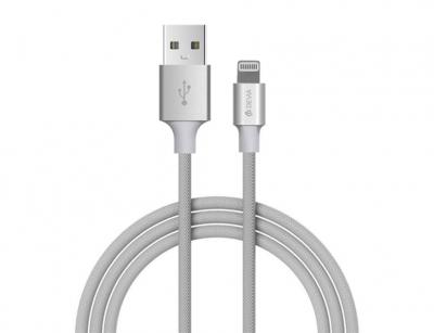 کابل شارژ و انتقال داده لایتنینگ دویا Devia EC045 Lightning Cable 1m