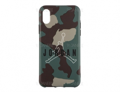 قاب چریکی آیفون iPhone XS Max Sport Army Case
