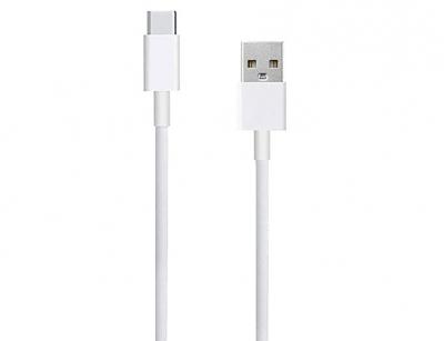 کابل شارژ و انتقال داده تایپ سی شیائومی Xiaomi Type-C Charge Cable 1M