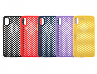 قاب ژله ای سیلیکونی آیفون iPhone XS Max Jelly Silicone Cover