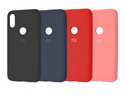 قاب محافظ سیلیکونی شیائومی Silicone Cover Xiaomi Mi 8