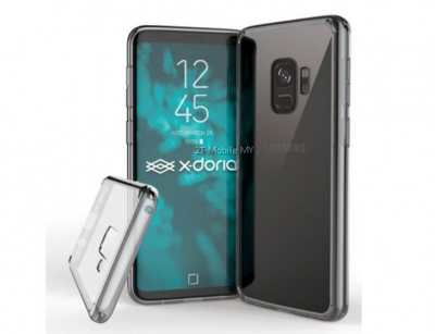 قاب محافظ ایکس دوریا سامسونگ X-Doria Clearvue Case Samsung S9