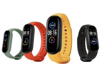خرید mi band 5 - دستبند هوشمند شیائومی Xiaomi Mi Smart Band 5