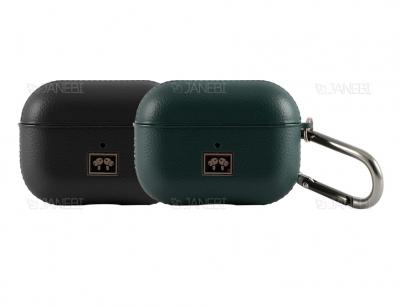کاور چرم ایرپاد پرو Stoptime Leather Cover Airpods Pro