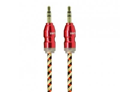کابل انتقال صدای تسکو TSCO TC AU12 AUX Cable 1m