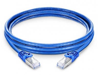 کابل شبکه تسکو TSCO TNC 603 FTP CAT6 LAN Cable 30cm