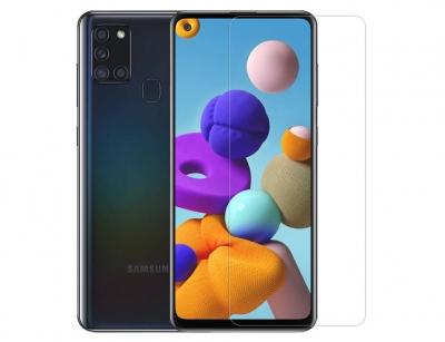 محافظ صفحه نمایش شیشه ای نیلکین سامسونگ Nillkin H+ Pro Glass Samsung A21s