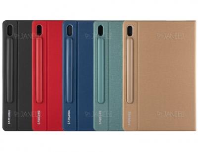 بوک کاور تبلت سامسونگ Samsung Galaxy Tab S6 Book Cover