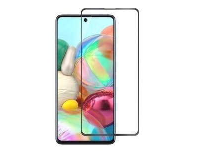 محافظ صفحه نمایش شیشه ای تمام چسب سامسونگ Full Glass TT Screen Protector Samsung Galaxy A51